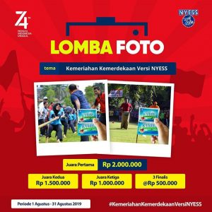 lomba foto instagram nyess